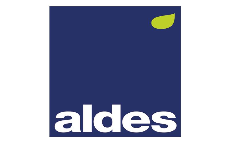 Logo société aldes