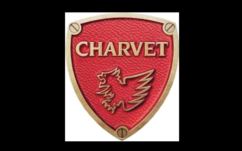 Logo société charvet
