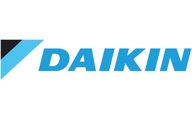 Logo société daikin