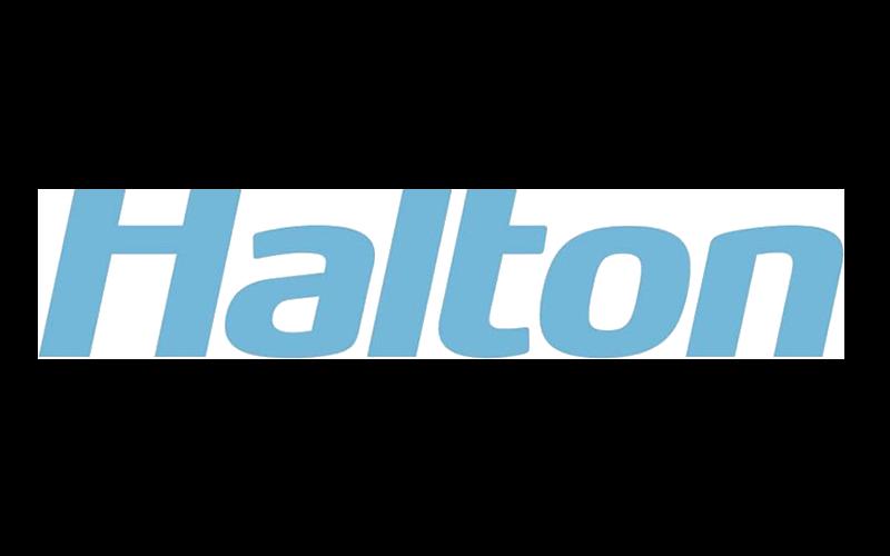 Logo société halton